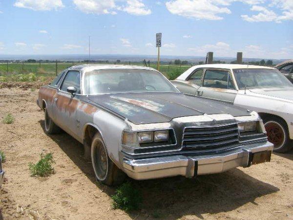 16T: 1979 Dodge Magnum 2dr coupe
