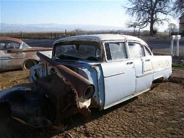 5M: 1955 Chevrolet Belair 4dr Sedan