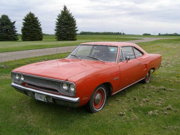 5B: 1970 Plymouth Belvedere