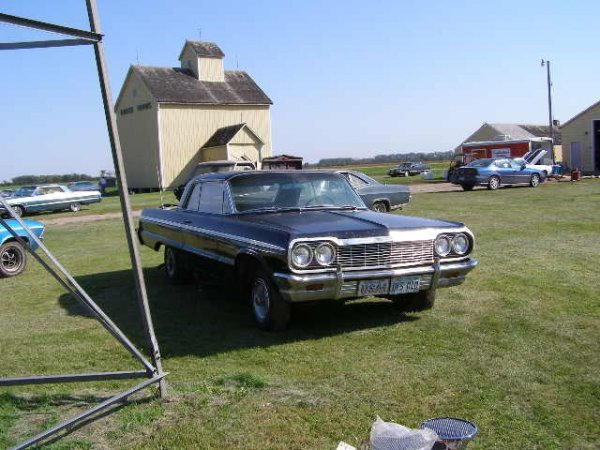 19B: 1964 Chevrolet Impala SS 2dr Hard Top Coupe