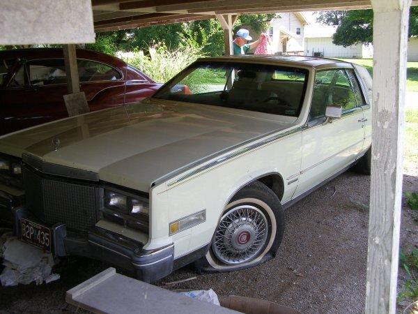 6C: 1981 Cadillac Birritz 2dr Coupe