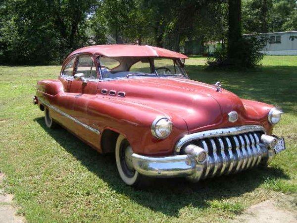 7C: 1950 Buick Special 2dr Sedan