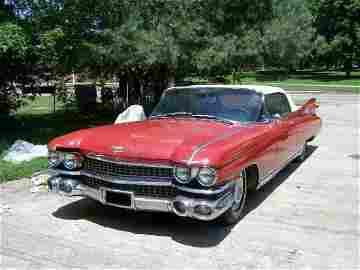 8C: 1959 Cadillac Eldorado Birritz Convertible