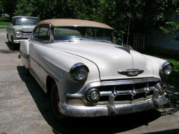 9C: 1953 Chevrolet Belair 2dr Hard Top