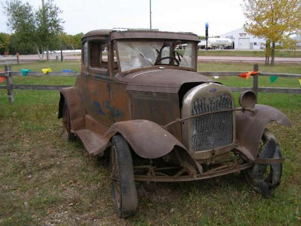 5G: Model B or A  Ford for Rod , REstore or Parts!