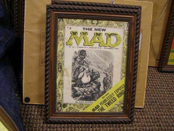 26X: The New Mad Magazine #25 Sept. 1955