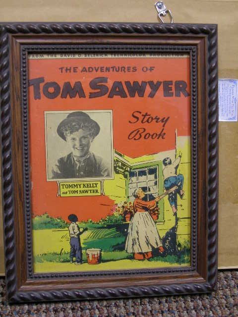27X: the adventures of Tom Sawyer Book