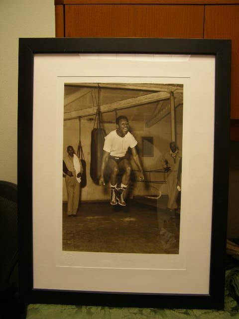 61X: Muhammond Ali Hulton Getty Photo Print
