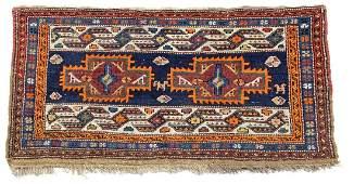Hand-knotted Shasavan Mafrash 120x63 cm