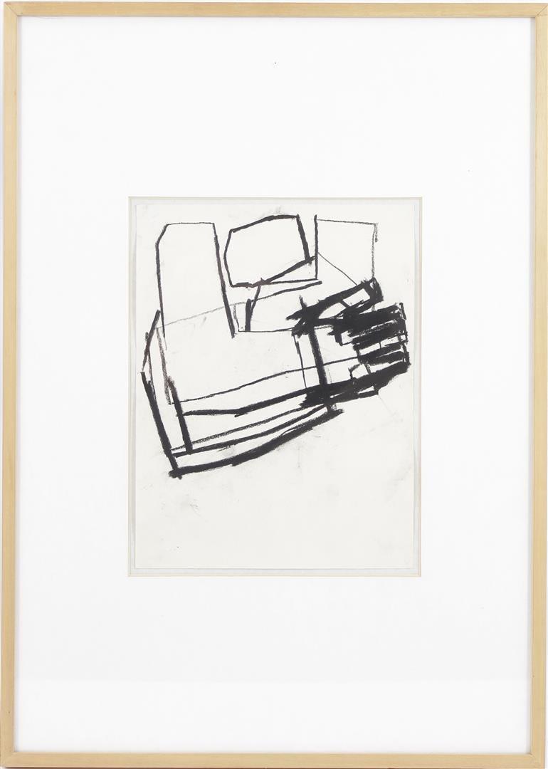 Christina Vos de (1965-) Figure & nbsp; with hand small