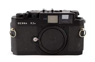Voigtlander Bessa R3A analog still camera