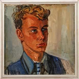 Marius J Richters, Portrait