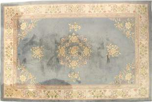 Chinese hand-knotted carpet