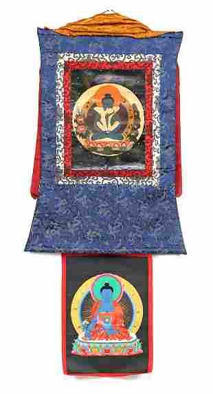 Nepalese Thangka