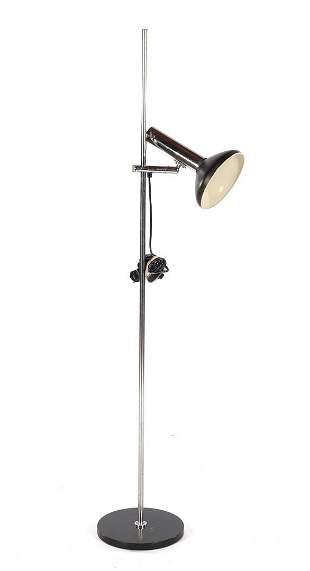 ERWI metal floor lamp