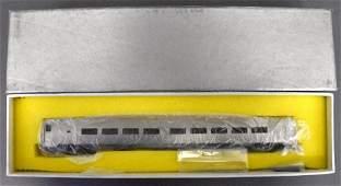 GHB HO scale brass Amtrak Amfleet 2 coach in original