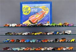 Group of Forty-Eight 1980's Hot Wheels Blackwalls in