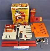Mattel Hot Wheels Tune-Up Tower in original box