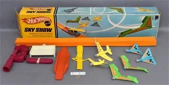 Mattel Hot Wheels Sky Show set in original box
