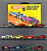 Group of twelve Mattel Hot Wheels Redlines in a 12 car