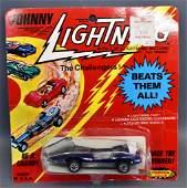 Topper Johnny Lightning Purple Spoiler on original card
