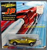 Topper Johnny Lightning Lime Screamer on original card