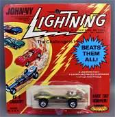 Topper Johnny Lightning Lime Nucleon on original card