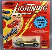Topper Johnny Lightning Lime Spoiler on original card