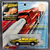 Topper Johnny Lightning Lime Monster on original card