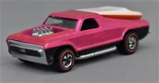 Mattel Redline Hot Wheels Pink Seasider