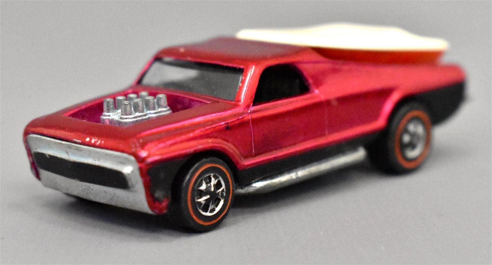 Mattel redline hot wheels Rose Sea Sider