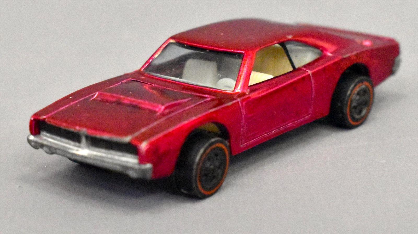 Mattel Redline Hot Wheels Rose Custom Charger
