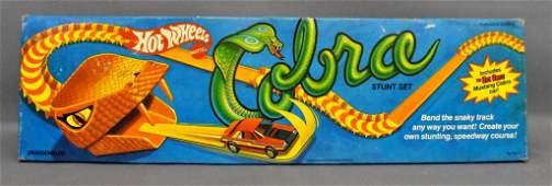 Mattel Hot Wheels Cobra Stunt Set Factory Sealed