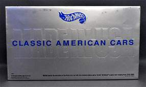 Mattel Hot Wheels Service Merchandise Classic American