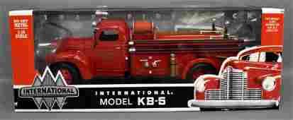 Die Cast Promotions International KB-5 fire pumper