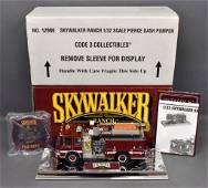 Code 3 Skywalker Ranch 1/32 die cast Piece Dash Pumper