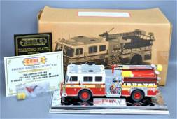 Code 3 FDNY Engine 88 1/32 die cast in original box