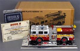 Code 3 1/32 die cast FDNY Co 68 Yankees Seagrave pumper