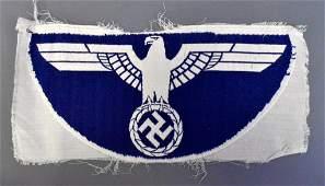 WWII German Navy Nazi military sports shirt