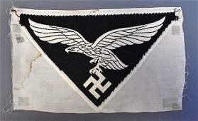 WWII German Nazi Air Force military sports shirt