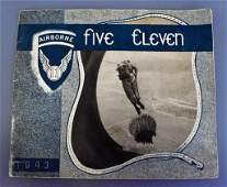 US WWII 11th Airborne Division Five Eleven 1943 Year