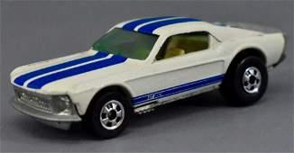 Nice blackwall Hot Wheels Mustang stocker