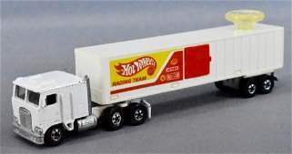 Hot Wheels steering rigs Racing Team truck