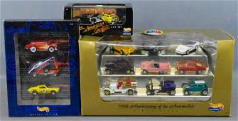 Three Hot Wheels Limited Edition and Special Edition