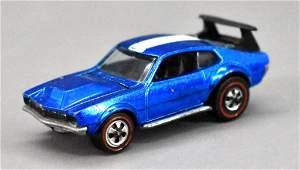 Redline Hot Wheels BLUE US Mighty Maverick