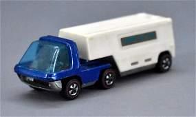 Redline Hot Wheels BLUE HK Heavyweights Van Lines