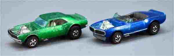 Redline Hot Wheels Spoilers HK Heavy Chevy and Light My