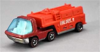 Redline Hot Wheels HK Heavyweight fire truck