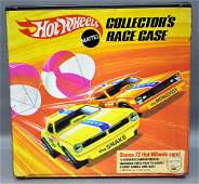 Mattel Redline era Hot Wheels 72 car carrying case