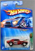 2005 Mattel Hot Wheels 10th anniversary Treasure Hunt